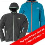 The North Face - Softshelljacken vom Outdoorspezialisten
