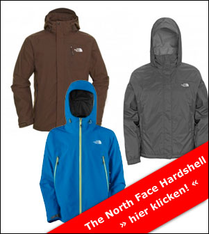 The North Face Hardshelljacke