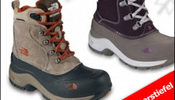 The North Face Kinder-Winterstiefel