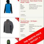 The North Face Outlet - Günstige Outdoor-Bekleidung für die ganze Familie