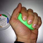 Anleitung: Hand- und Fingertraining mit Theraflex Therapieknete