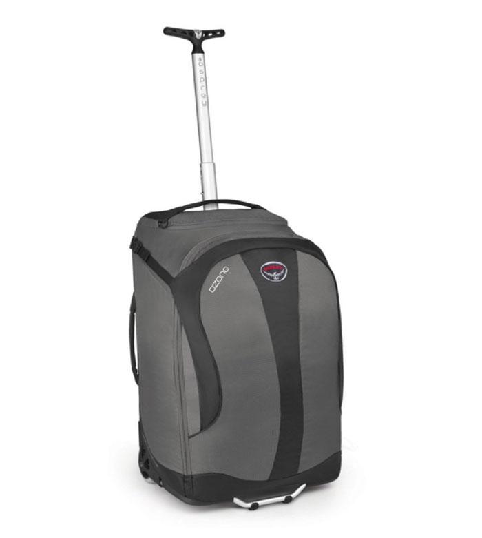 der trolley f rs handgep ck osprey ozone 36 outdoorshopper. Black Bedroom Furniture Sets. Home Design Ideas