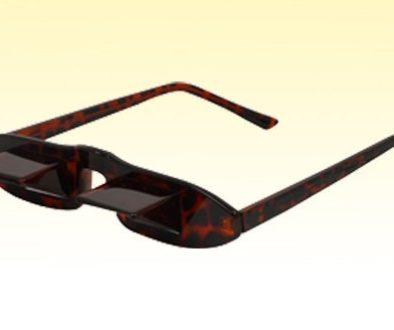 TV Prismenbrille