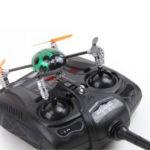 Walkera Ladybird V2: Mini Quadrocopter zum Lernen und Üben