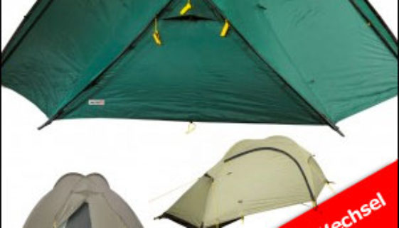 Zelte von Wechsel Tents