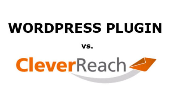 Wordpress Newsletter Plugin vs. Cleverreach