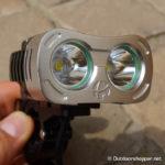 Test: LED Fahrradlampe Xeccon SOGN 900