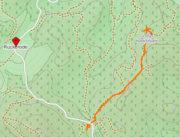 Zustieg Großer Habichtstein
